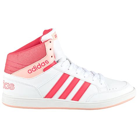 Original Adidas Hoops Mid Top adidas hoops mid sneaker shoes trainers white