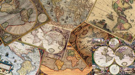 Resmi Collagen by Instant Digital Collage Vintage Maps 40