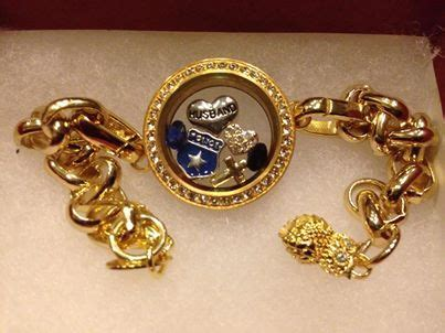 Origami Owl Gold Bracelet - 17 best images about origami owl on chain