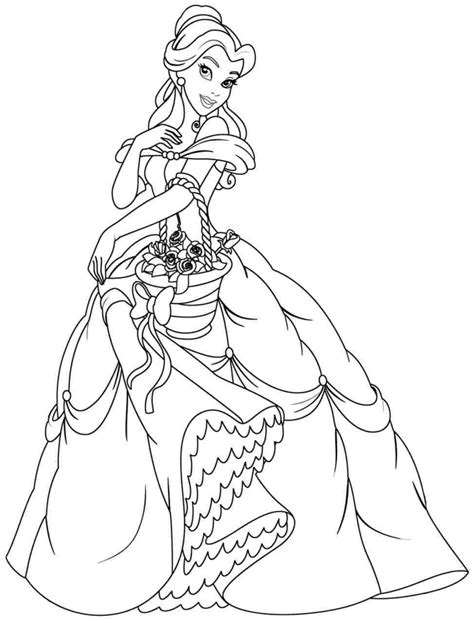 bell coloring pages free printable coloring pages for