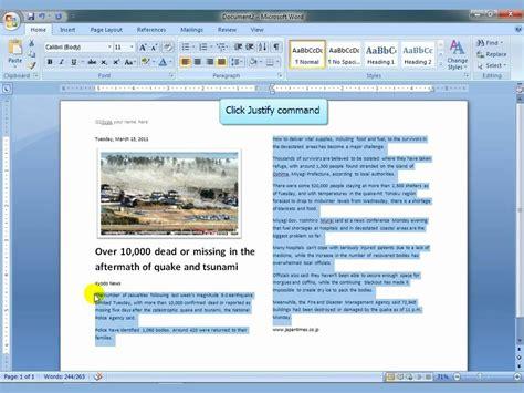 ms word  newspaper columnsmp youtube