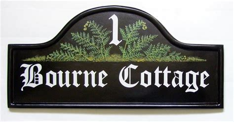 house plaques hand painted house signs gallery