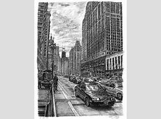 Images For > New York City Skyline Black And White ... New York Skyline Drawing Autistic