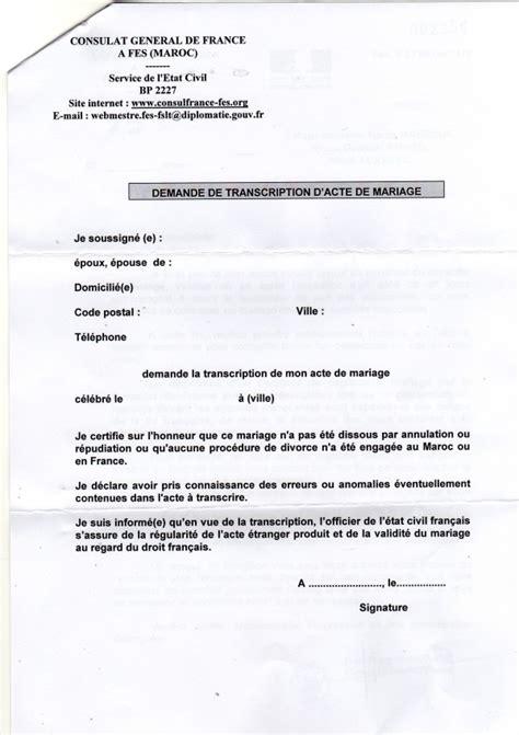 Exemple Lettre De Procuration Maroc Modele De Lettre De Procuration Pour Mariage