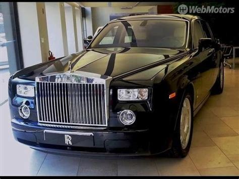 roll royce carro rolls royce phantom 6 7 v12 gasolina autom 193 tico