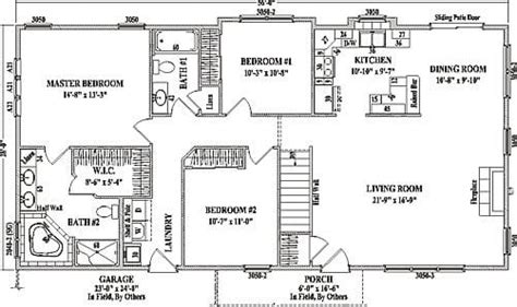 Open Concept Ranch House Plans by Open Concept Ranch Style House Plans Awesome My
