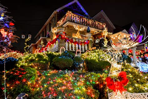 where best top view christmas decoration lights in colorado springs a complete guide to the holidays in nyc urbanmatter