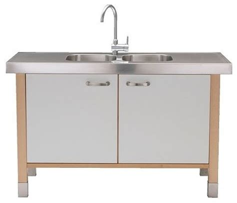 v 196 rde sink cabinet sink w bowl scandinavian