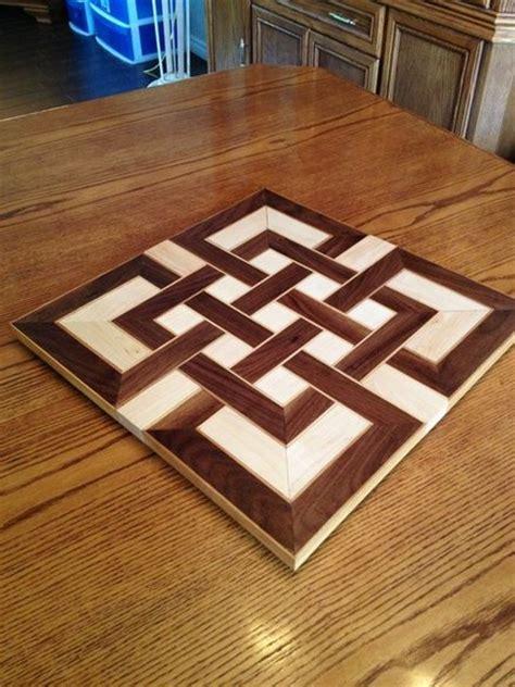 celtic knot cutting board  mrmyke