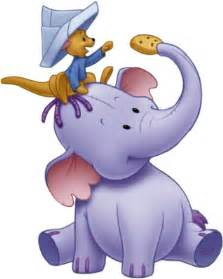 winnie the pooh elephant heffalump images heffalump and roo wallpaper and