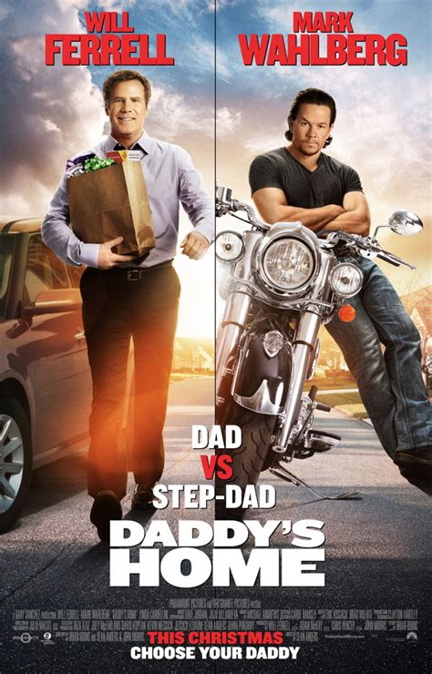 daddy s home trailer 2 poster will ferrell brings the