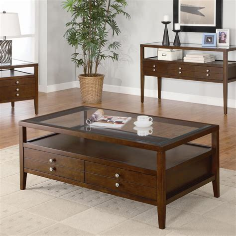coffee table with drawers glass coffee table with drawers coffee table design ideas