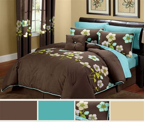 turquoise brown bedroom 15 best images about bedroom ideas on pinterest grey