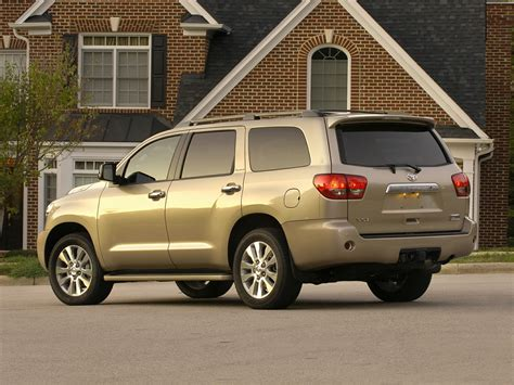 suv toyota sequoia 2017 toyota sequoia price photos reviews features