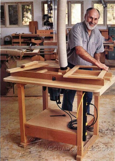 woodworking fixtures ultimate router table plans router tips jigs and