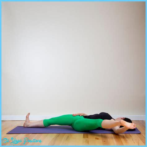 reclining big toe pose reclining hand to big toe pose yoga 16 all yoga