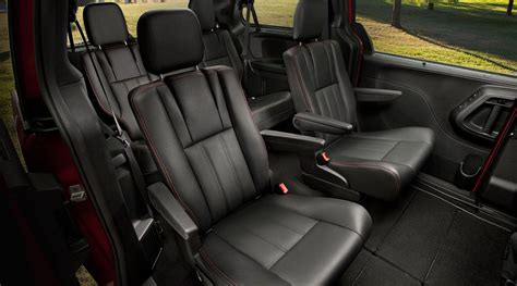 Grand Caravan Interior by Mini Vans With Second Row Seat Autos Post