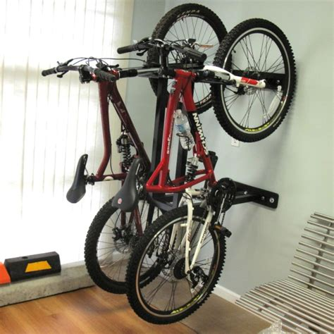 Mounted Bike Rack by Vancouver Property Maintenance Services Bike Racks