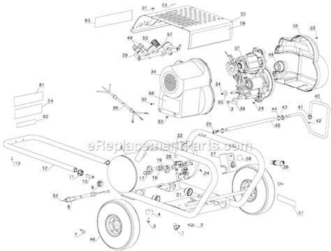 dewalt d55168 wiring diagram dewalt parts wiring diagram