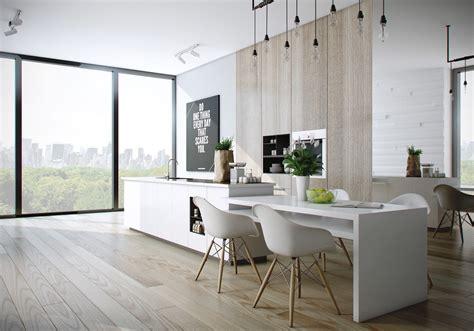 Butcher Block Kitchen Island Ikea 20 sleek kitchen designs with a beautiful simplicity