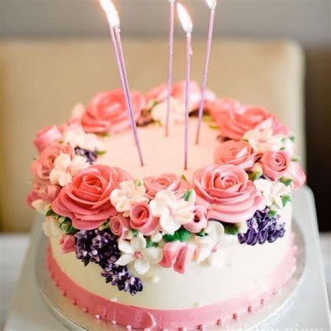 pretty birthday images best 25 beautiful birthday cakes ideas on