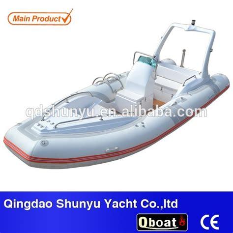rib boat luxury 5 8m rib boats luxury inflatable china rib boats for sale