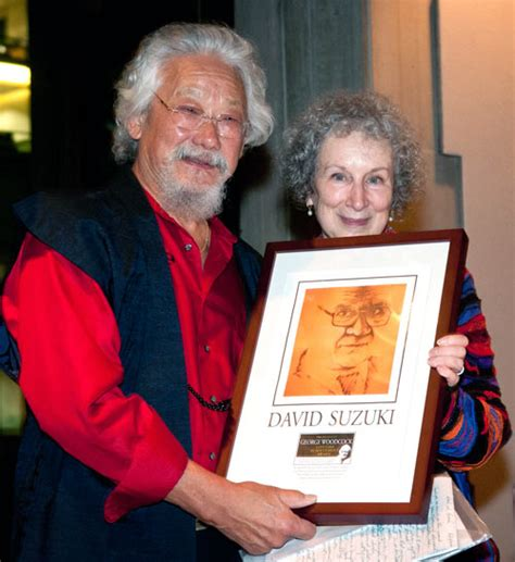 David Suzuki Awards George Woodcock Time Achieement Awards 171 Bc Book Awards
