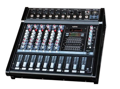 Mixer China 16ch china sound mixer pm61u photos pictures made in