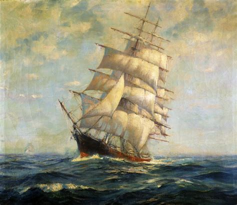 nautical painting 1000 images about old sailing ships on pinterest