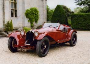 1932 Alfa Romeo Alfa Romeo 8c 2300 Spider Johnywheels