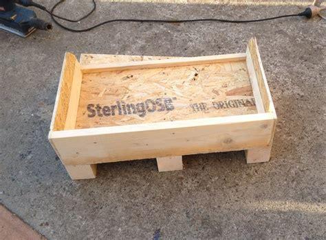 mcs woodworking mcs osb duck box by robscastle lumberjocks