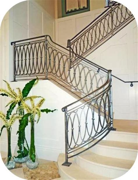Wrought Iron Railings Interior by Interior Wrought Iron Staircase Railings And Designs Photo
