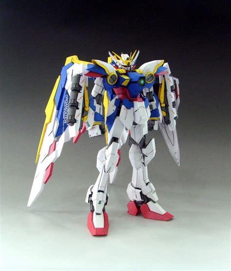 Gundam Wing Papercraft - gundam deathscythe hell paper crafts