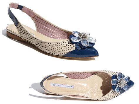 kate spade bridal shoes chic kate spade flat bridal shoe with something blue