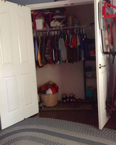 Tips Coming Out Closet by Tips For Organizing A Child S Room How To It All