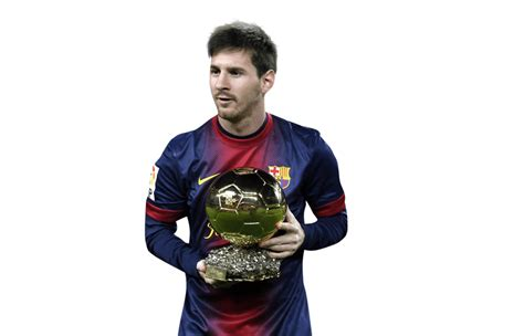imagenes de messi sin fondo messi png fifa ballon dor trophy