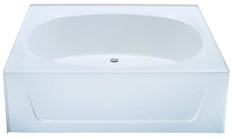 bathtub 60 x 40 r g mobile home supply 42 x 60 no step garden tubs