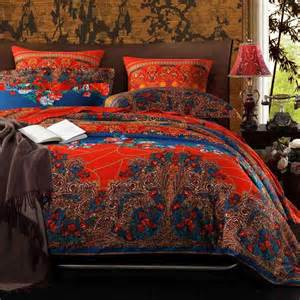 17 best ideas about bohemian bedding sets on