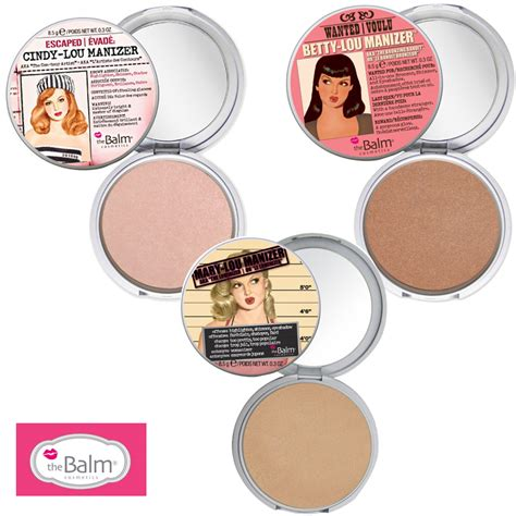 The Balm Lou Lou Betty Lou the balm eyeshadow makeup studio fix mineral foundation brand palette compact betty