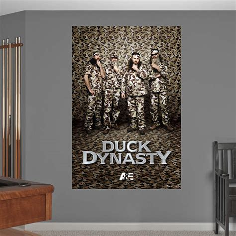 duck dynasty home decor duck dynasty mural wall decal shop fathead 174 for duck