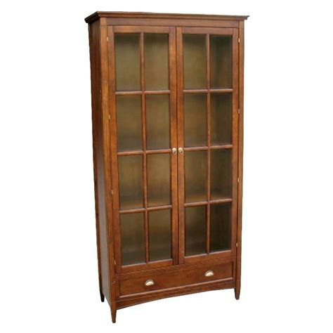 solid wood bookcase with drawers master way419 jpg