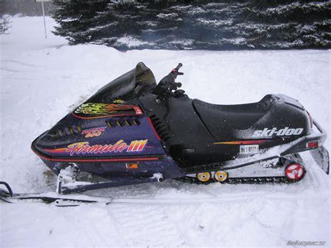 formula 3 skidoo bikepics 1996 ski doo formula 3 600