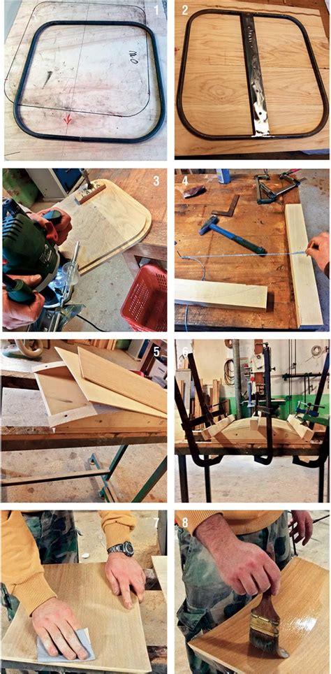 come fare una sedia in legno come costruire sedie in ferro battuto bricoportale fai