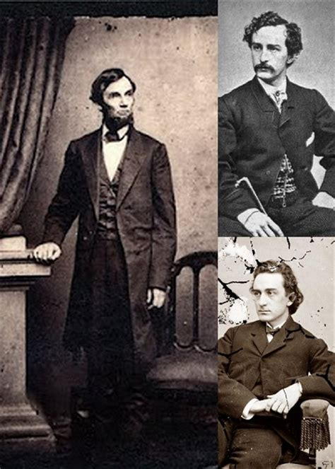 abraham lincoln and wilkes booth edwin booth voted for abraham lincoln civil war saga