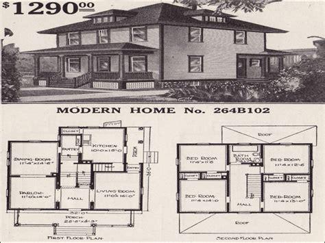 1900 sears house plans sears foursquare house plans 1900 1910 foursquare house