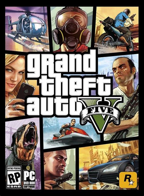 Grand Theft Auto V by Grand Theft Auto V Pc Review Any