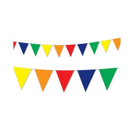 colored flags multi colored flag pennant streamer string