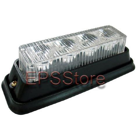 Lu Led Motor Merk Ons led flitser strobe 4 leds epsstore electronic