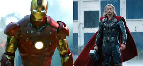thor 2 vs iron man 3 in marvel battle wtop iron man vs thor can a big man with suit take down a god