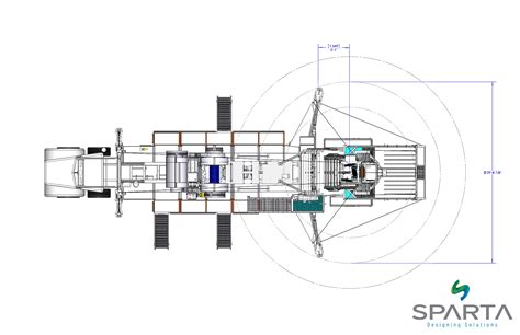 land rig layout pdf service rig layout sparta engineering